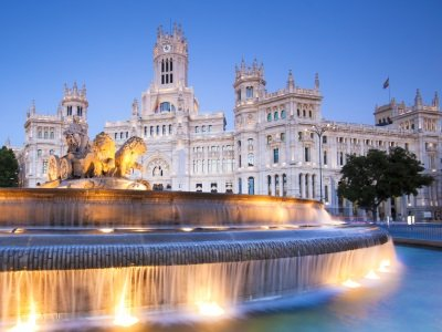 Madrid_Plaza de Cibeles_2_400x300