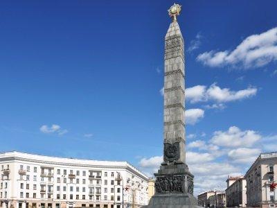 Minsk, Belarus_Victory square400x300