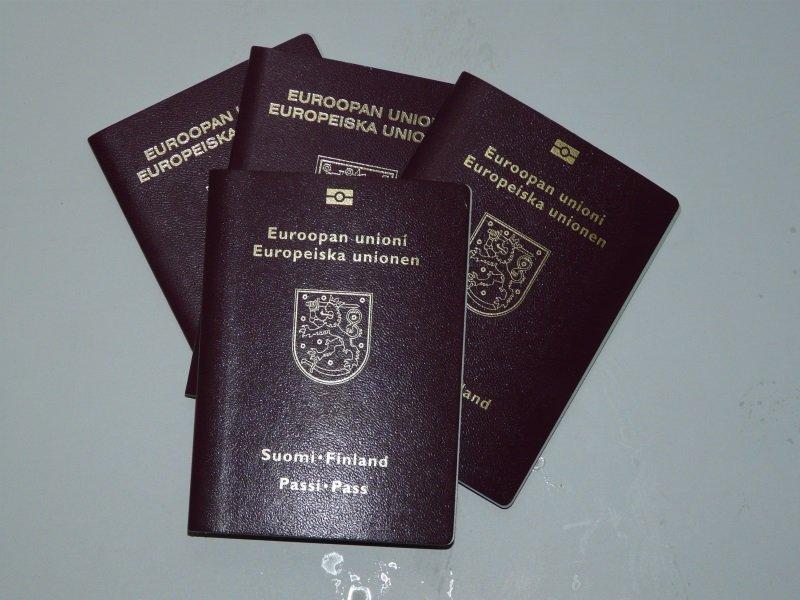 Venäjä tulliselvityslomake, auton ilmoituslomake ja maahantulokortti