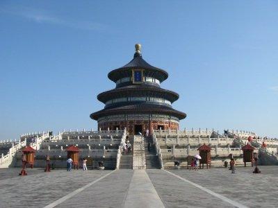 Peking_The Temple of Heaven in Beijing400