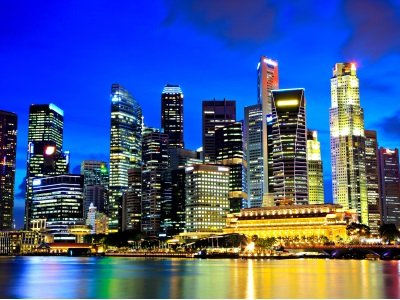 Singapore skyline400x300