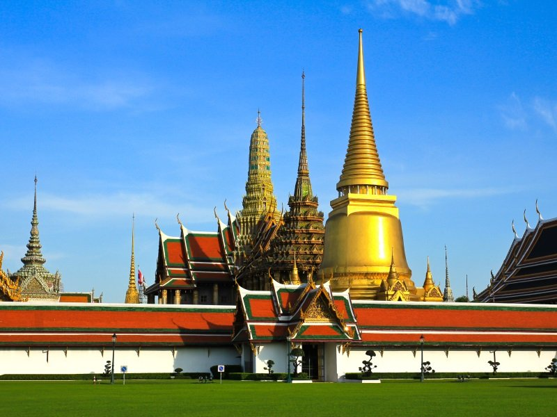 Thaimaa Bangkok Pattaya yhdistelmämatka