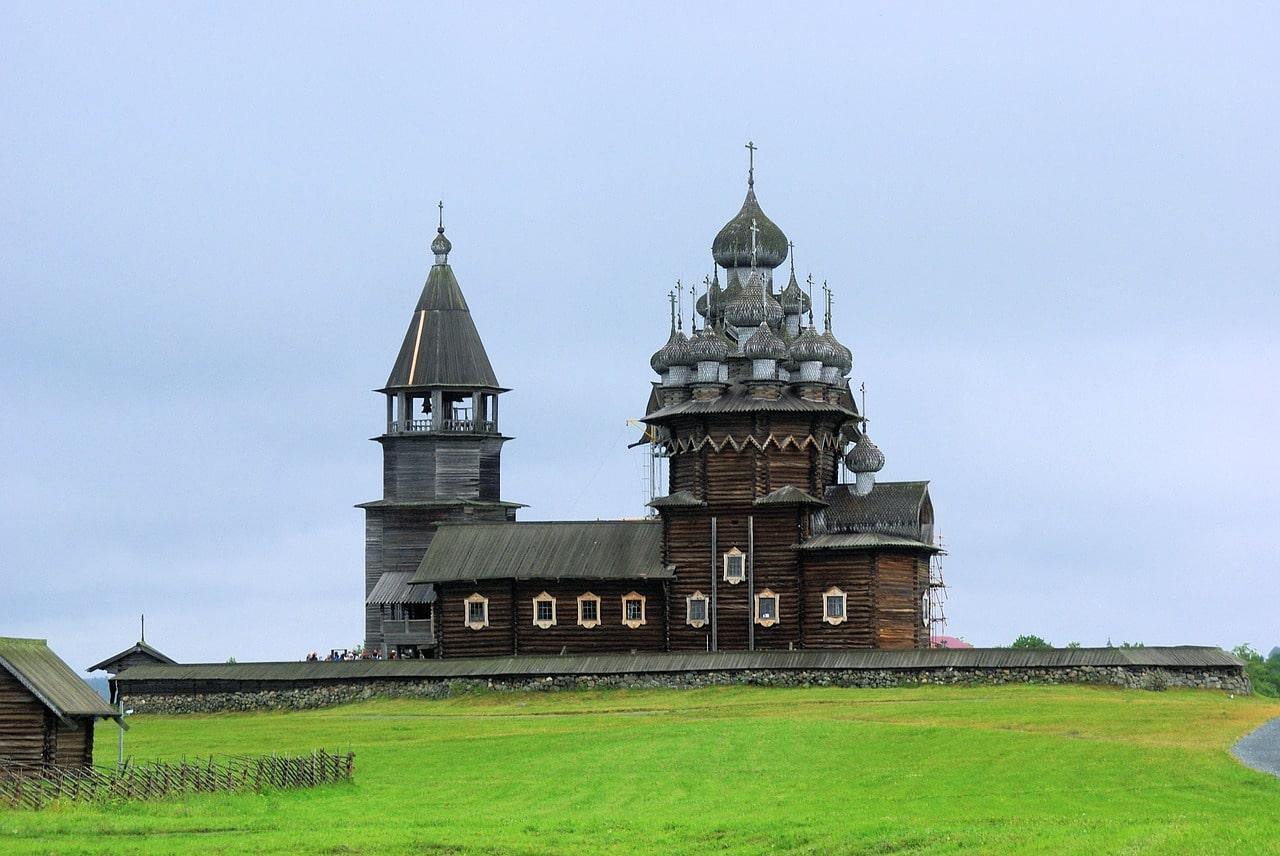 Sortavala Petroskoi Kizhin saari
