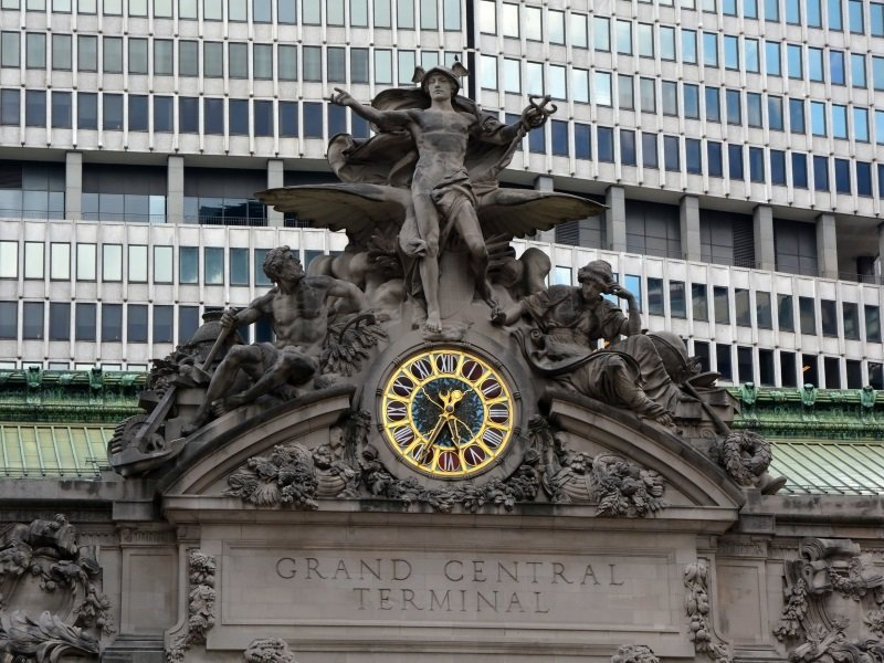 New York, Grand Central Terminal in New York city, USA_800x600