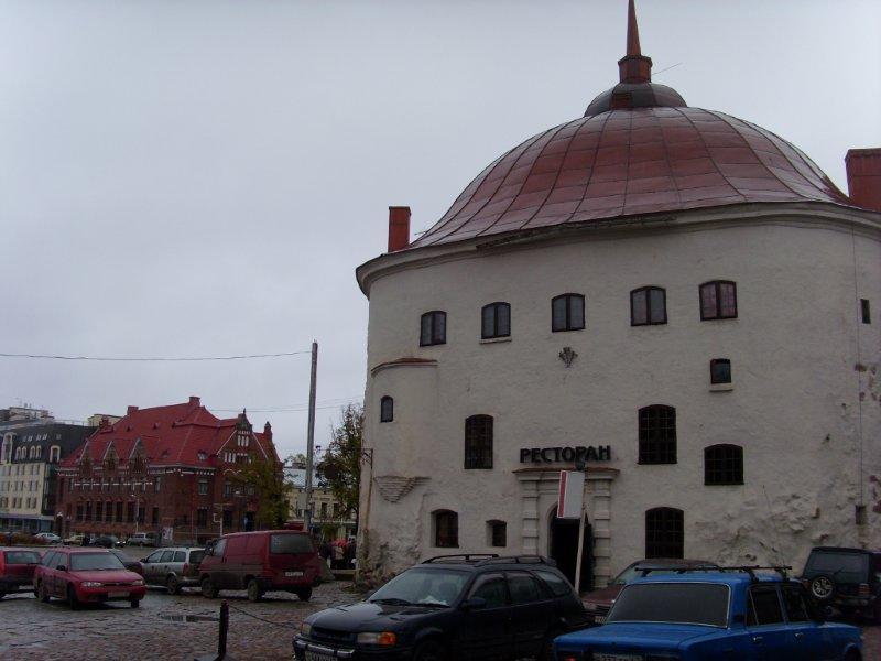 Viipuri_Pyöreä Torni