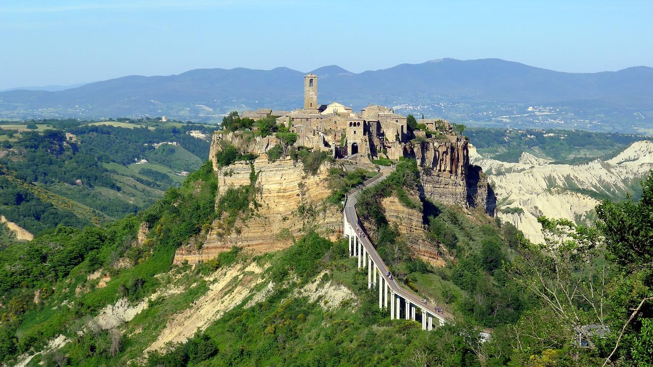 Italialainen kylä ryhmämatka