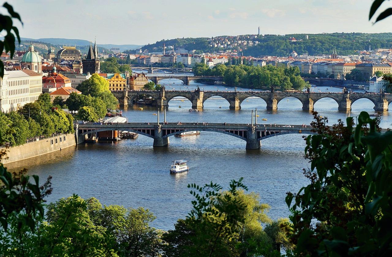 Tšekki Praha ryhmille
