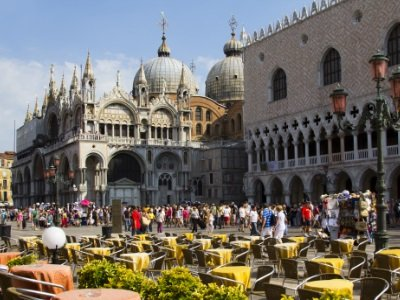 Venice, San Marco Square400x300