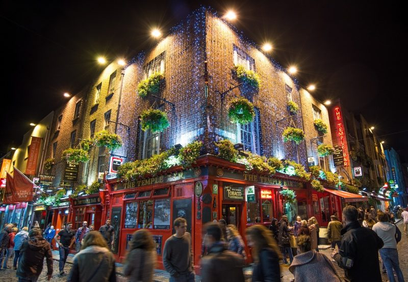 Dublin Joulutorit