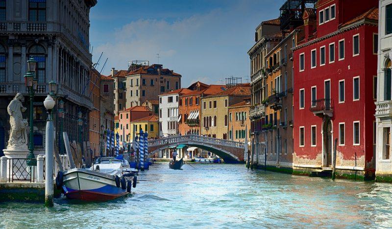 Italian järvet ja Venetsia ryhmämatka