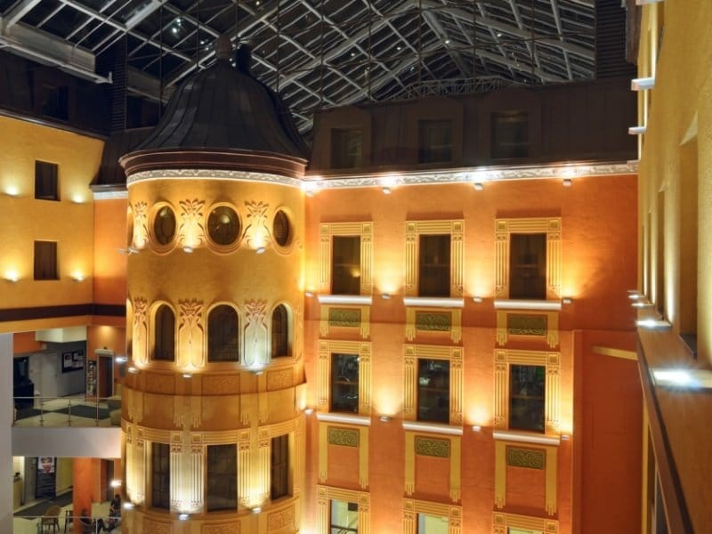 Hotelli Dostojevsky Pietari