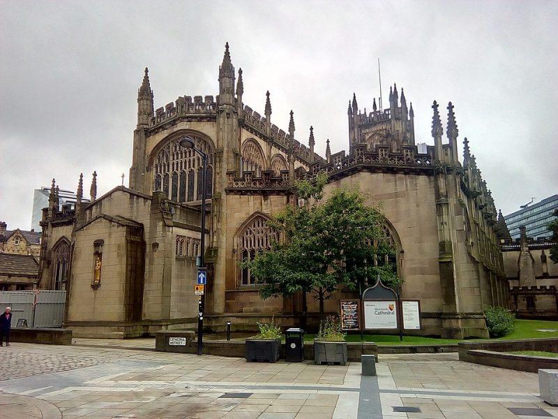 Englanti Manchester kaupunkiloma