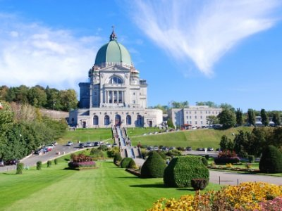 Kanada_Montreal_Saint Joseph's Oratory of Mount Royal400x300
