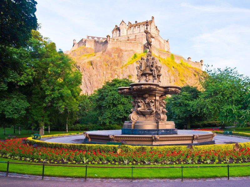 Skotlanti Edinburgh, Isle of Mull, Iona ja Loch Ness