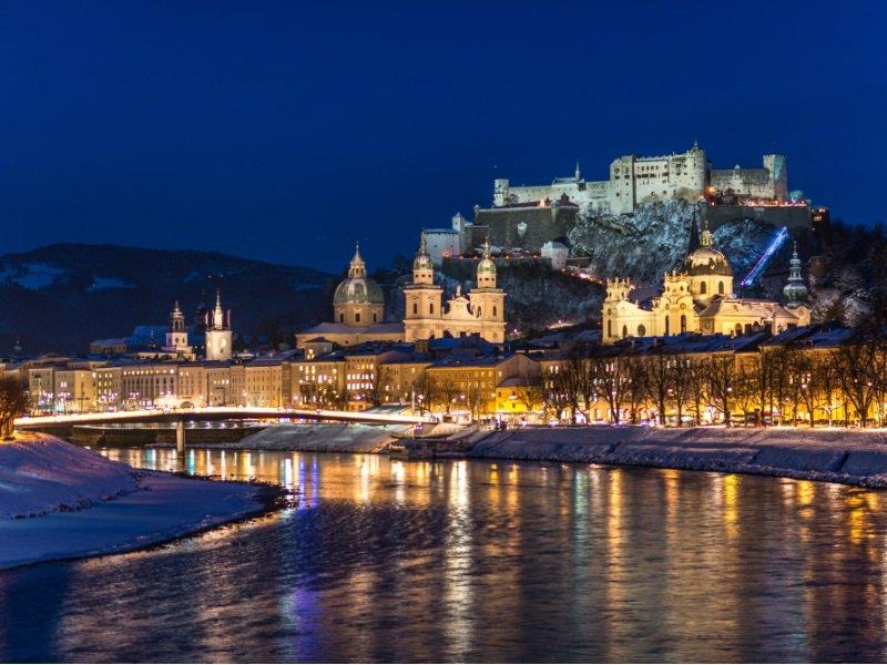 Salzburg Joulumarkkinat