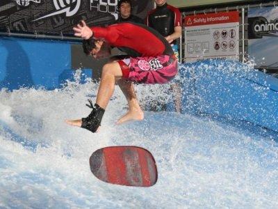 Pyhtää Surffaamaan Luokkaretki Aeronautica Arena
