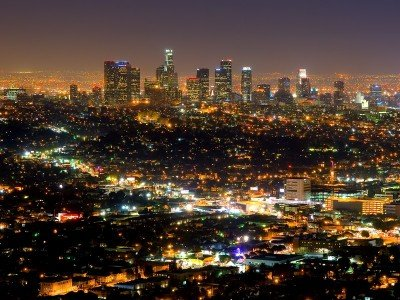 USA_Los Angeles by night_800x600