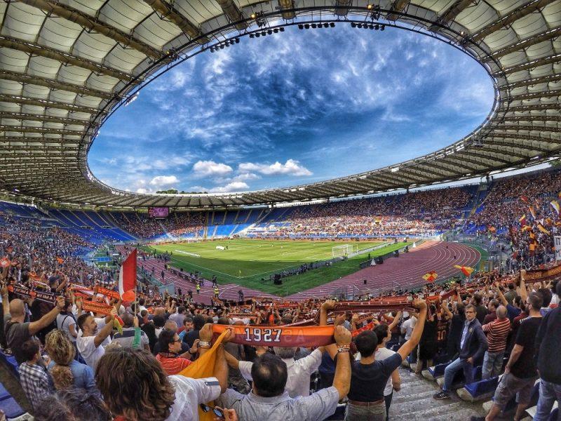 Rooma Jalkapallomatka