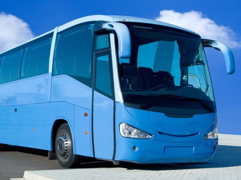 Blue Tour Bus_800x600