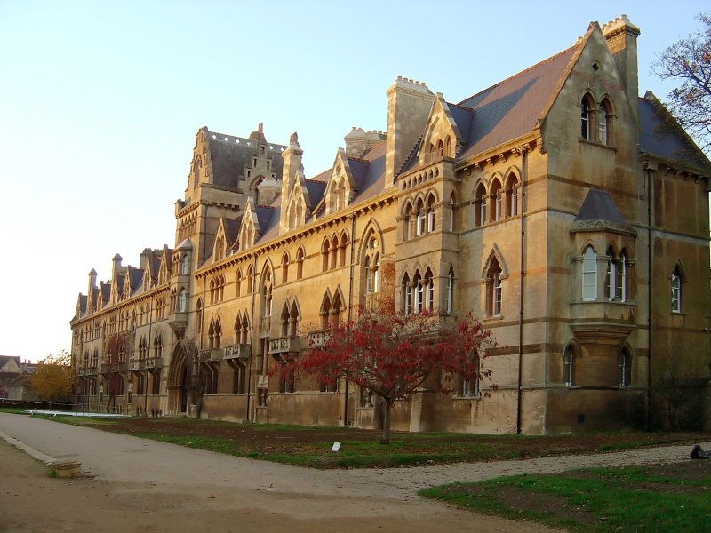Englanti_harry potter house in oxford_800x600