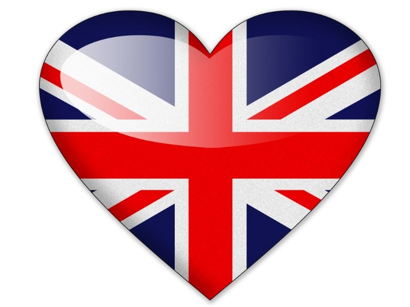 English flag in heart_800x600