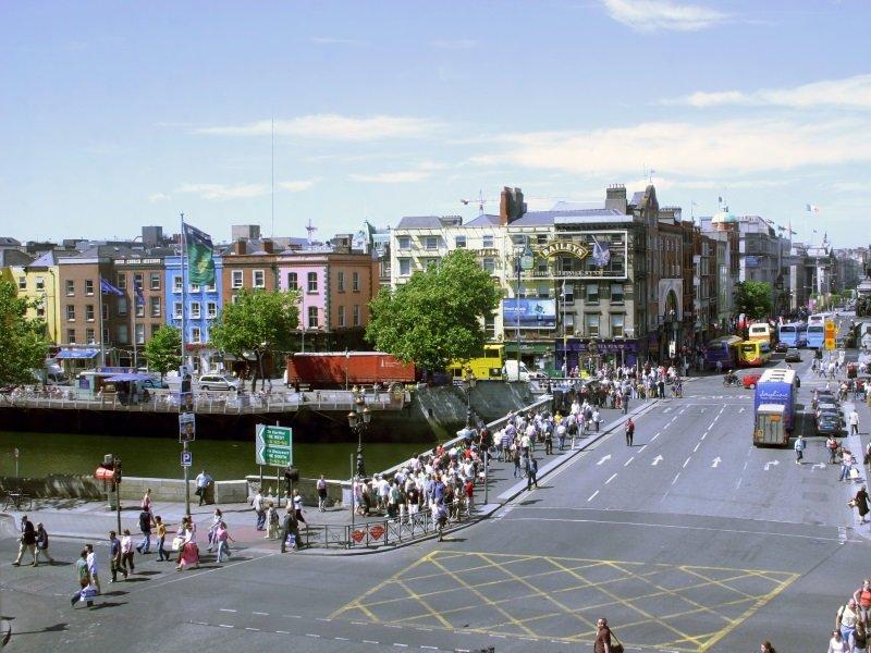 Irlanti_Dublin_O'Connell Bridge, Dublin_800x600