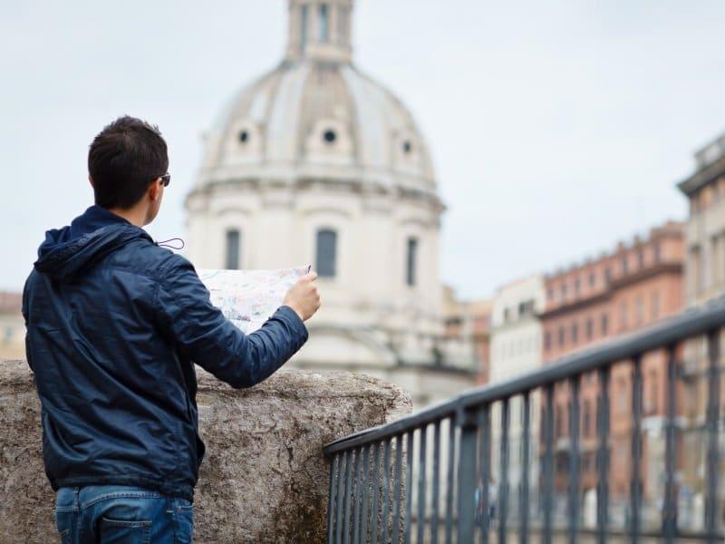 Italia_Rome, Italy dome_800x600