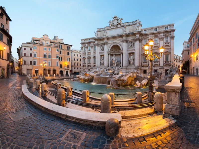 Italia_Rooma_Trevi fountain, Rome_800x600