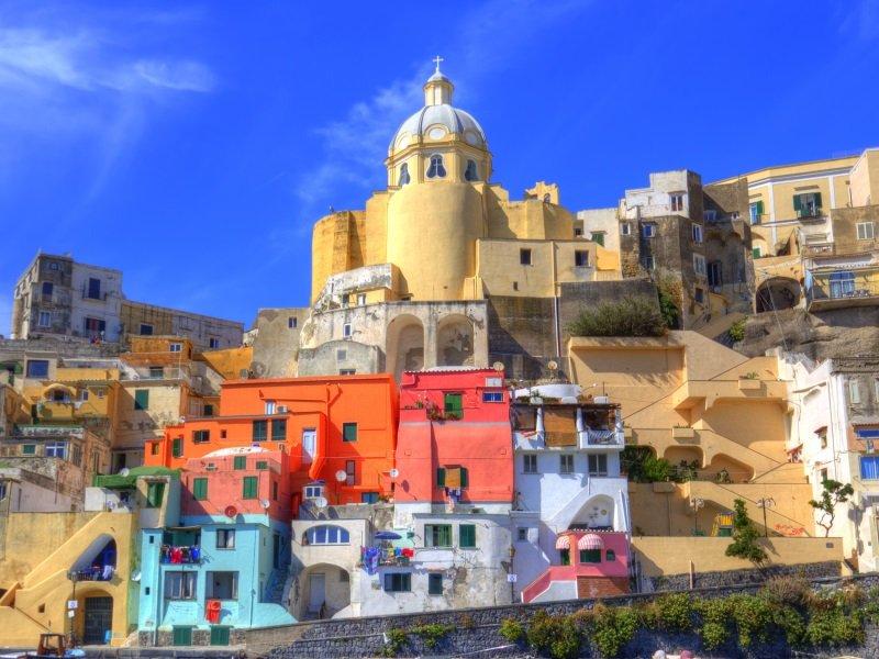 Italia Napoli kaupunkiloma