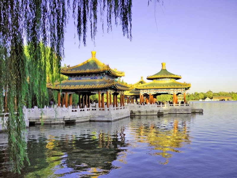 Peking - Jinnan - Qufu ryhmämatka