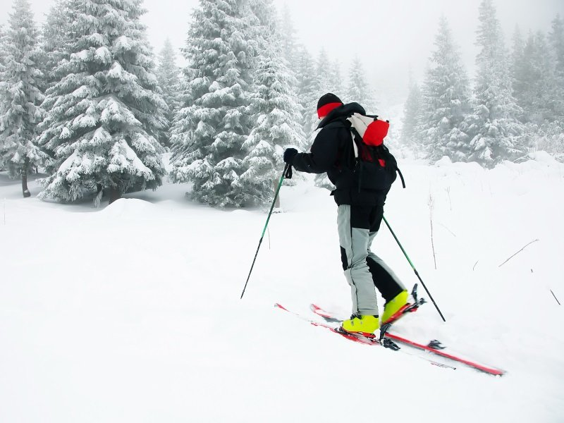 Talvi_Ski touring in harsh winter conditions_800x600