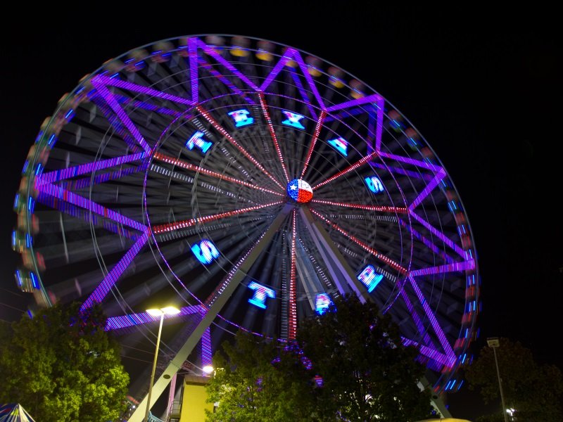 Texas Star Ferris Wheel at the Texas State Fair_800x600