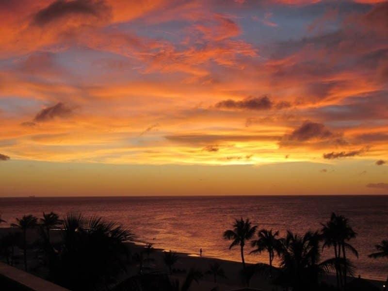 Aruba_Bucuti Beach_penthousesunset_800x600