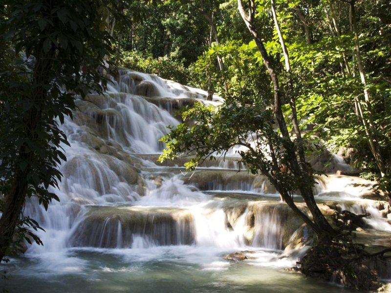Jamaica_ Dunn's River Falls_800x600