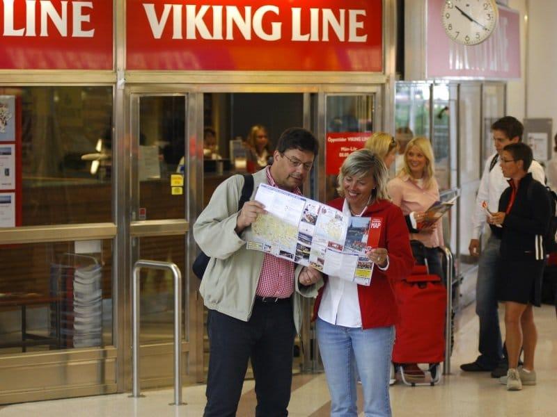 Viro Tallinnan risteilyt Viking Line