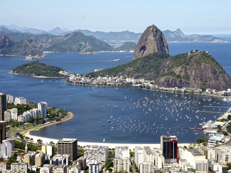 Brasilia Rio de Janeiro kaukomatka