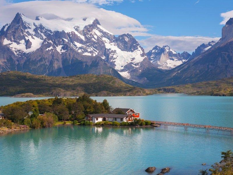 Chile kiertomatka