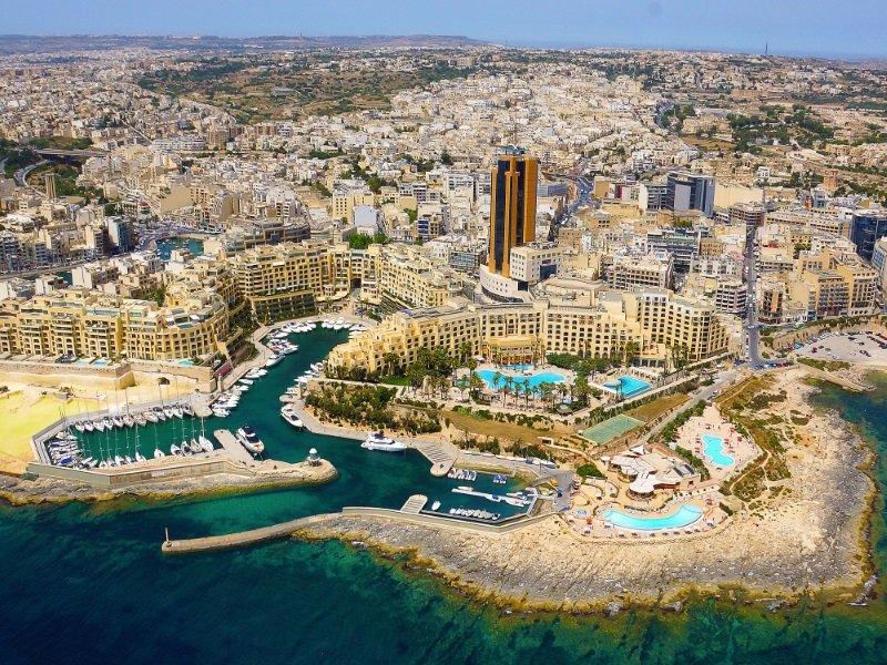 Malta yritysryhmille TYKY matka