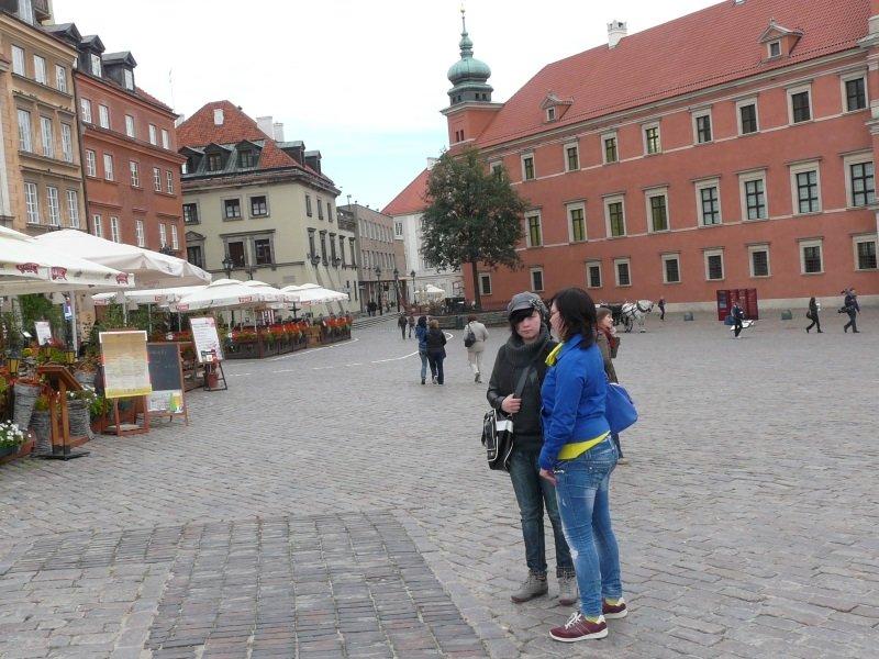 Puola Varsova kaupunkiloma