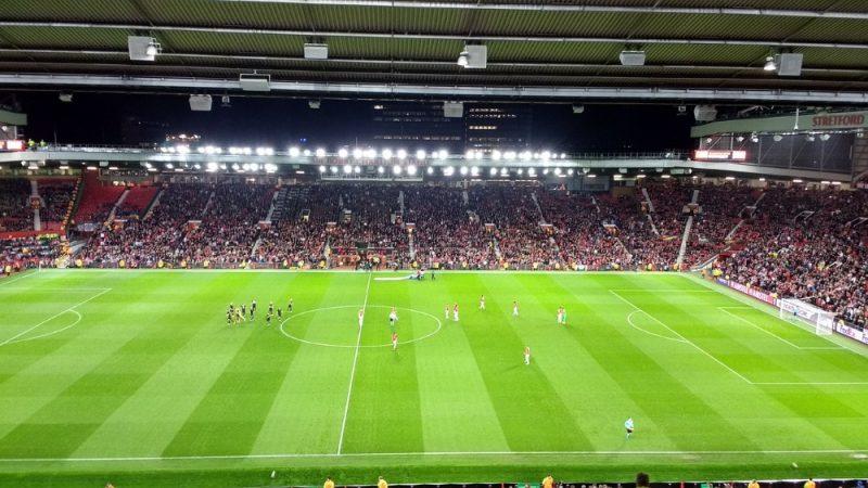 Manchester United jalkapallomatka