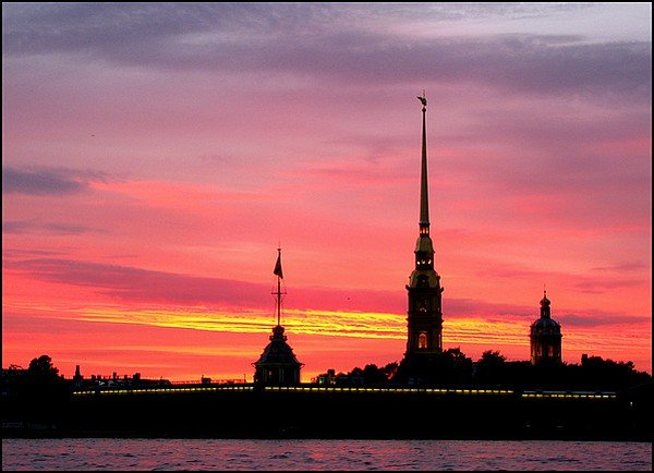 Venäjä_Pietari_Pietari-Paavalin linnoitus