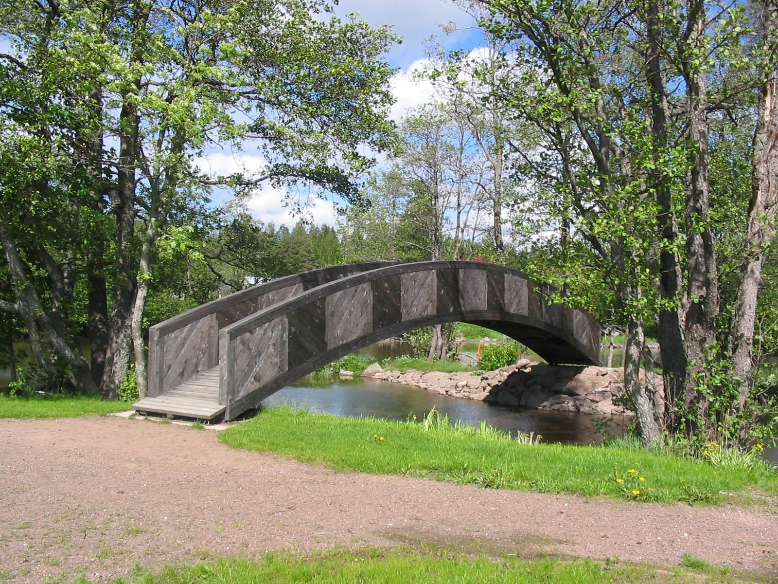 Virolahti Saarisen puisto