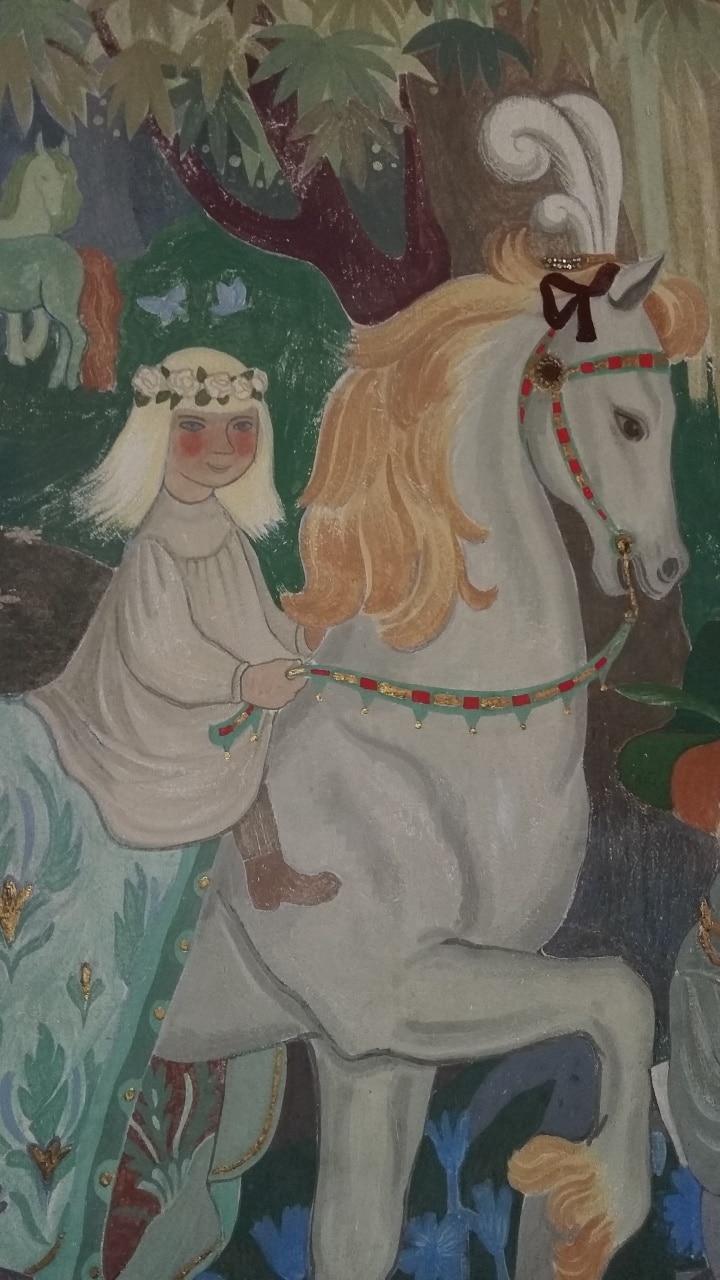Kotkan opastetut taidekierrokset ja Tove Janssonin seinämaalaus