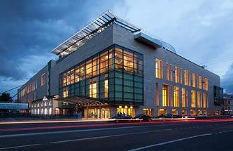 Venäjä_Pietari_Mariinskin teatteri uusi näyttämö