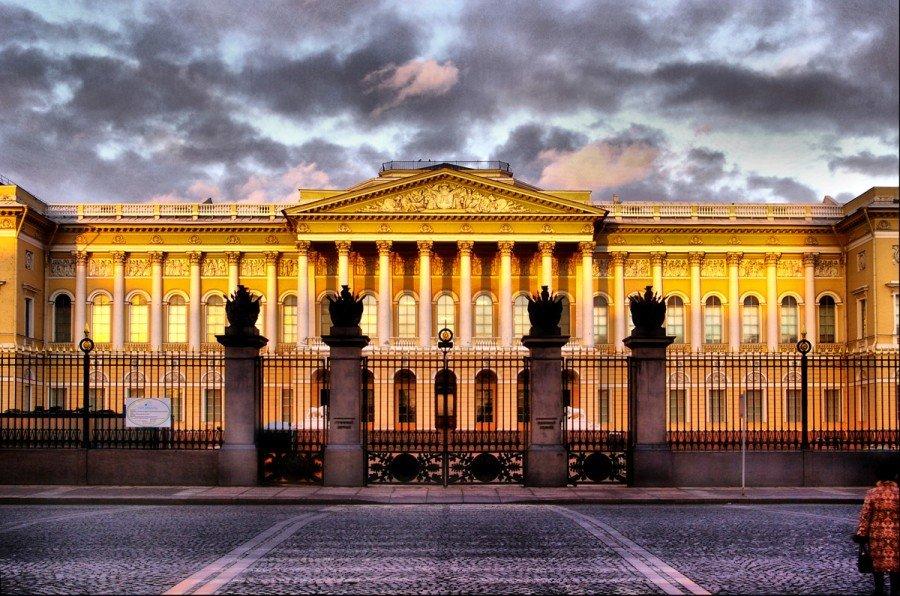 Venäjä_Pietari_Venäläisen taiteen museo