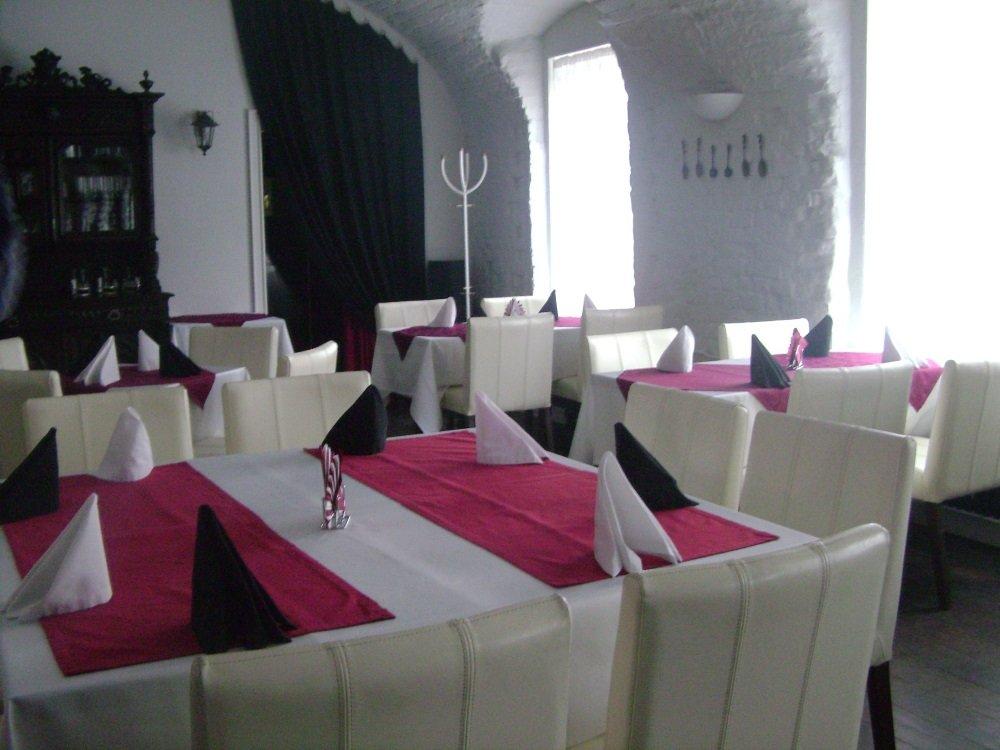 Viipuri Hotelli Letushnaja Mysh ravintola2