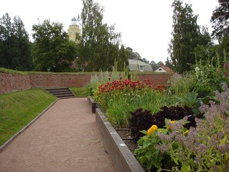 Kotka puistot