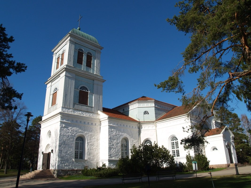 Kotka Kymin kirkko
