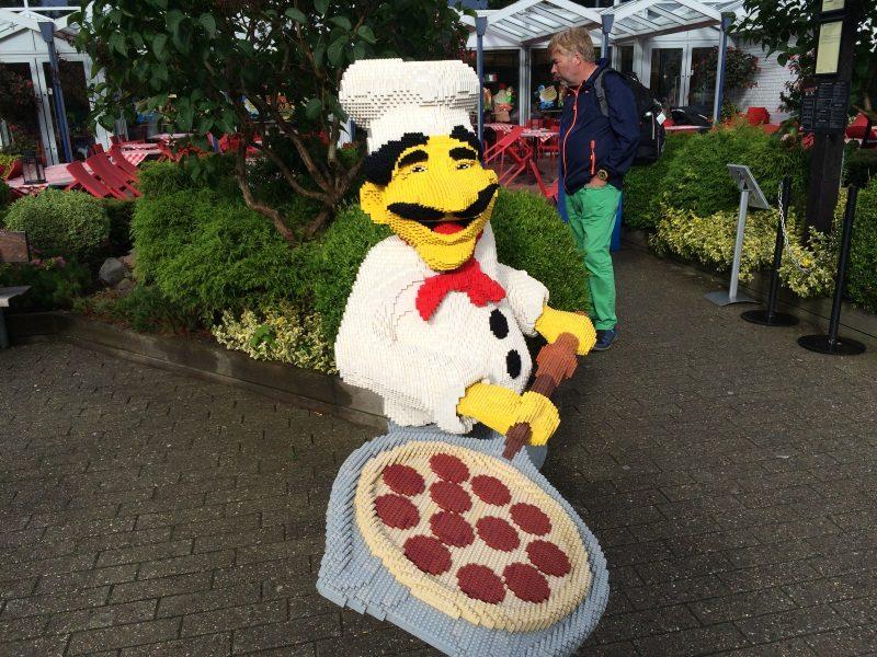 Tanska Legoland
