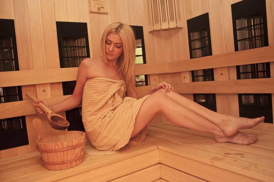 Viipuri kauneushoitola sauna